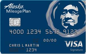Credit Card Application Alaska Airlines Visa Signature 174 Card