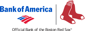 Red Sox/Bank of America logo